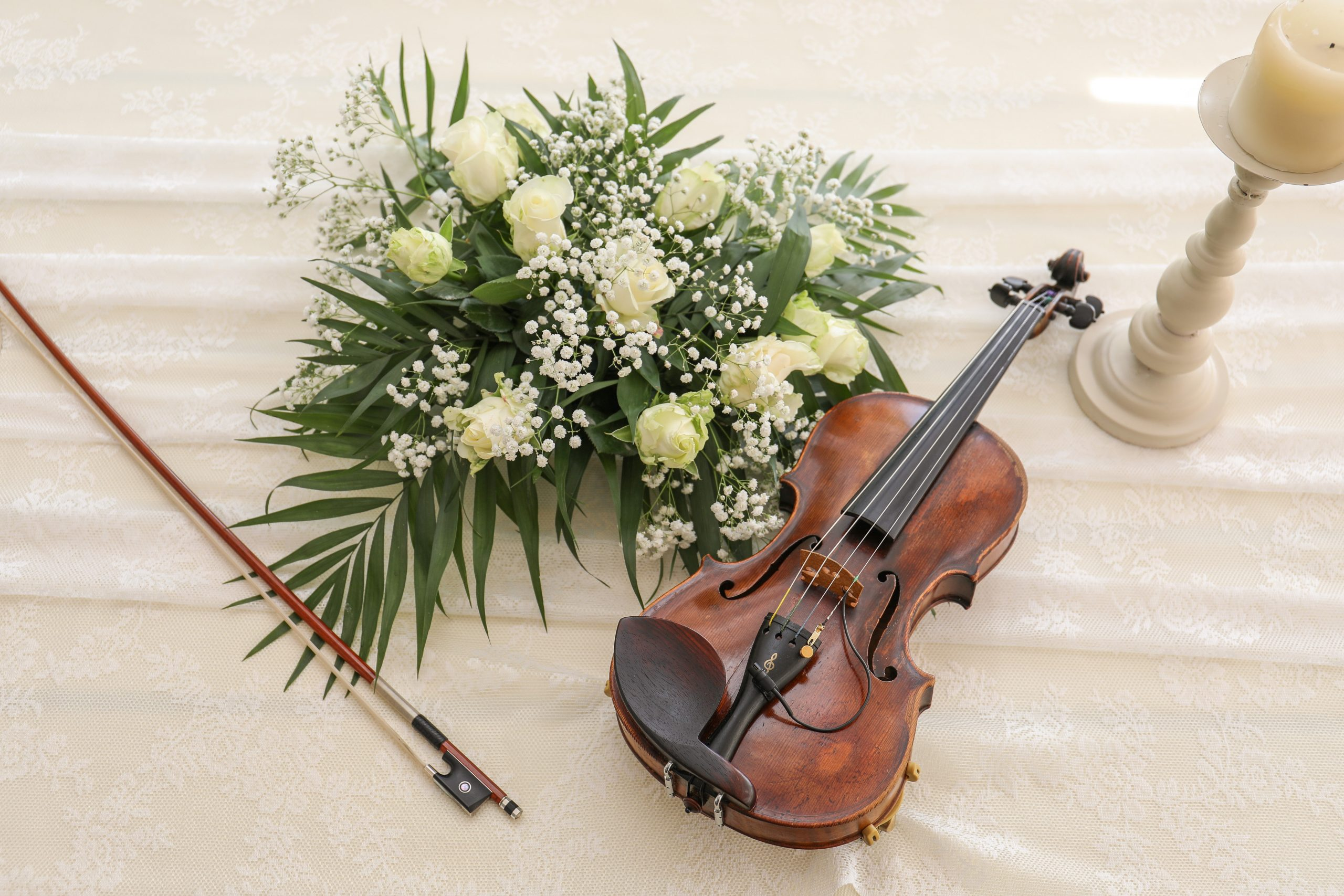 100 Gorgeous Pieces to Play at a Wedding